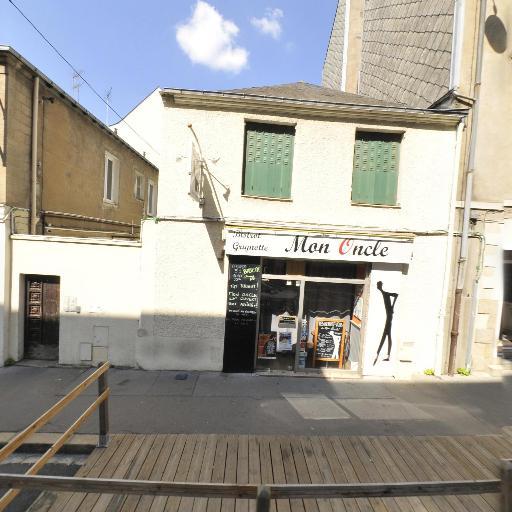 Mon Oncle - Café bar - Nantes