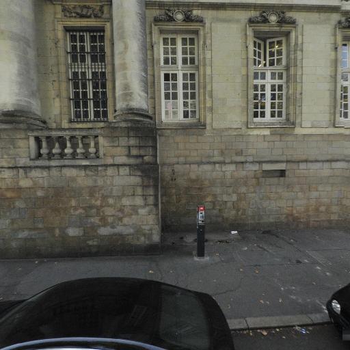 Hôtel de préfecture de la Loire-Atlantique - Attraction touristique - Nantes