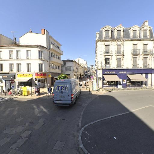 Crématorium D'Angoulême - Crématorium - Angoulême