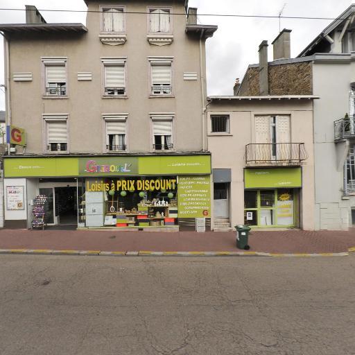Gribouil' - Loisirs créatifs et travaux manuels - Limoges