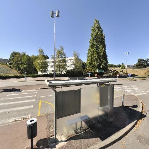 Centre Des Finances Publiques - Trésorerie des impôts - Limoges