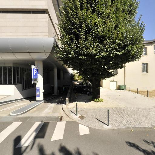 Parking Bibliothèque - Parking - Limoges
