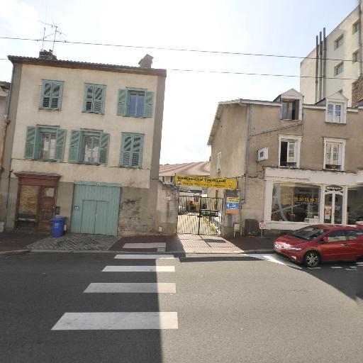 Sandrine Tournier - Ergothérapeute - Limoges