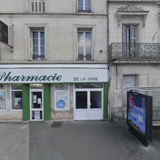Pharmacie Olivier Pailler - Pharmacie - Poitiers