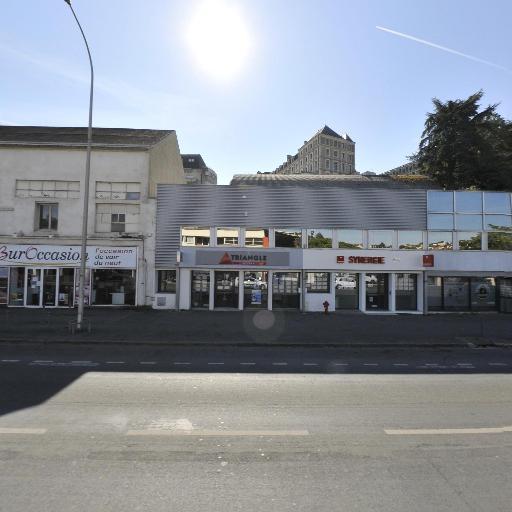 Triangle Intérim - Agence d'intérim - Poitiers