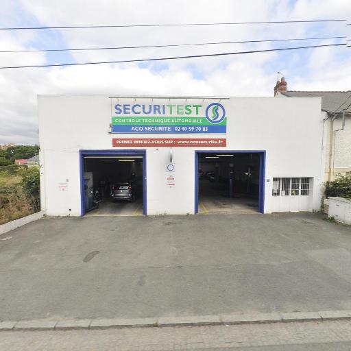 Securitest - Contrôle technique de véhicules - Nantes