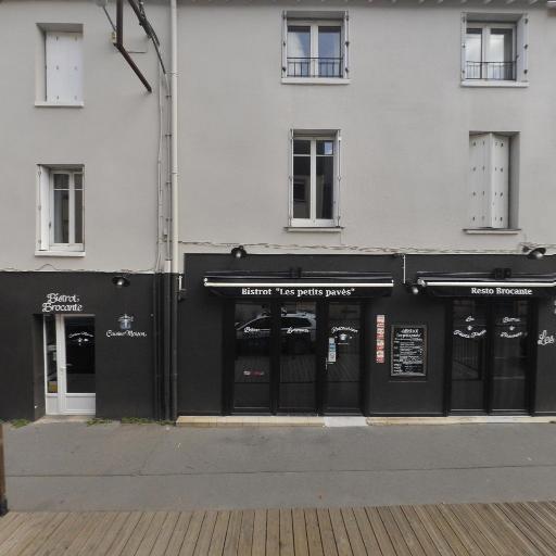 Bistrot les Petits Pavés - Café bar - Nantes