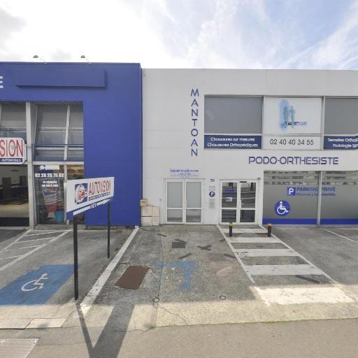 Mantoan - Fabrication de matériel médico-chirurgical - Nantes