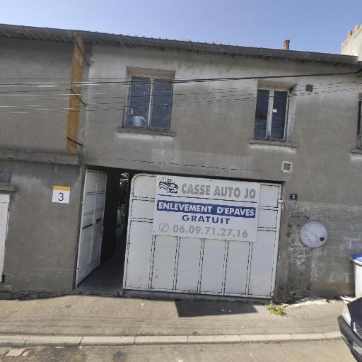 Casse Auto Jo - Automobiles d'occasion - Nantes
