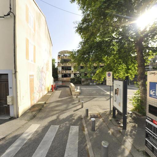 Parking Q-Park Faventines - Parking public - Valence