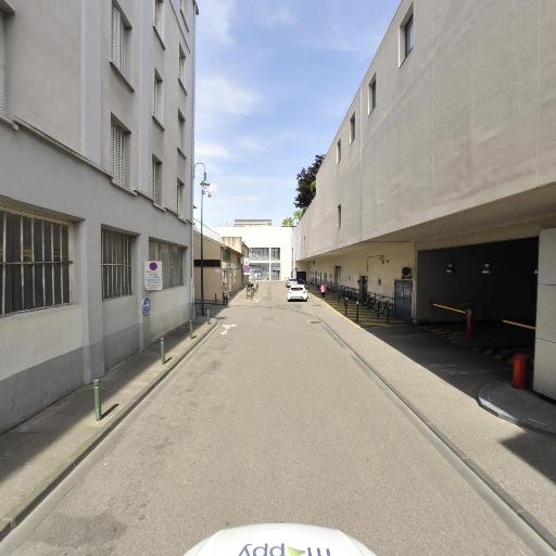 Parking Q-Park Victor Hugo - Parking public - Valence