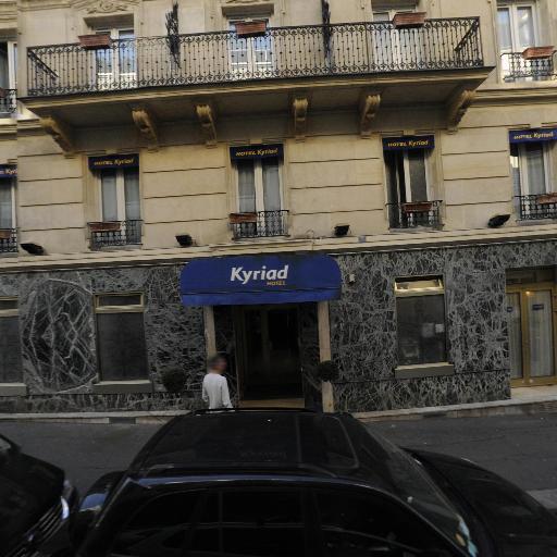Kyriad Hotel XIII Italie Gobelins - Restaurant - Paris