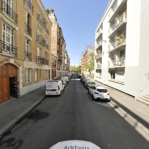 Résidence appartement Ridder CASVP - Maison de retraite et foyer-logement publics - Paris