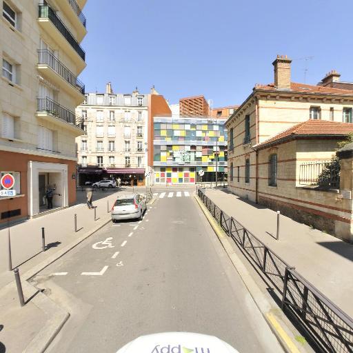 Ecole primaire - École primaire publique - Paris