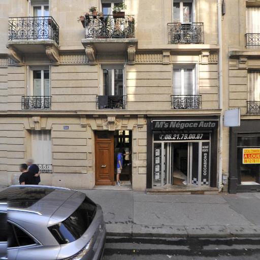 M's Négoce Auto M'S NEGOCE AUTO-MOTO SARL - Location d'automobiles de tourisme et d'utilitaires - Paris
