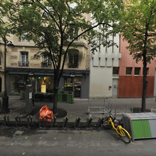 Station Vélib' Convention - Vaugirard - Vélos en libre-service - Paris