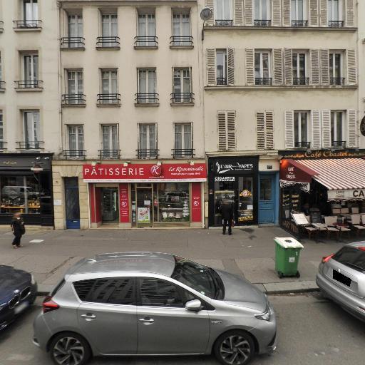 Pâtisserie La Romainville Paris 15 - Pâtisserie - Paris
