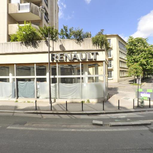 Renault Minute - Concessionnaire automobile - Paris