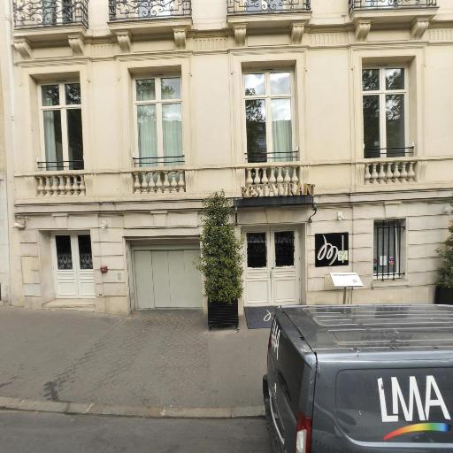 InterContinental Paris Avenue Marceau, an IHG Hotel - Restaurant - Paris