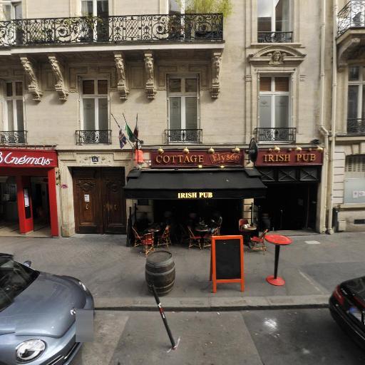 Gourevitch SNC - Cinéma - Paris