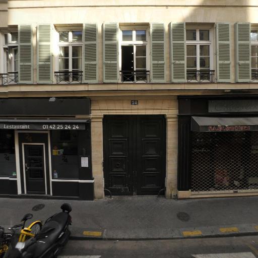 24 Le Restaurant - Restaurant - Paris