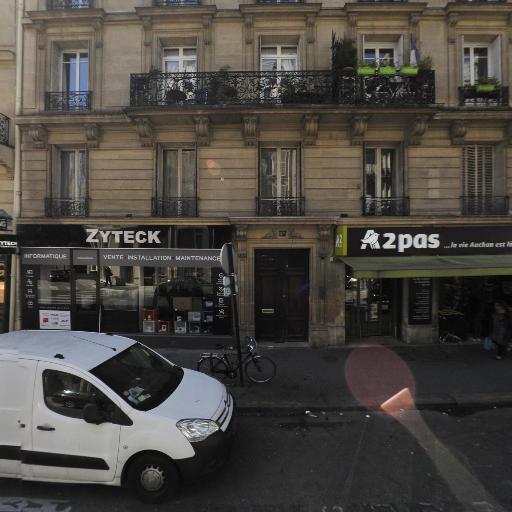 Zyteck SARL - Dépannage informatique - Paris
