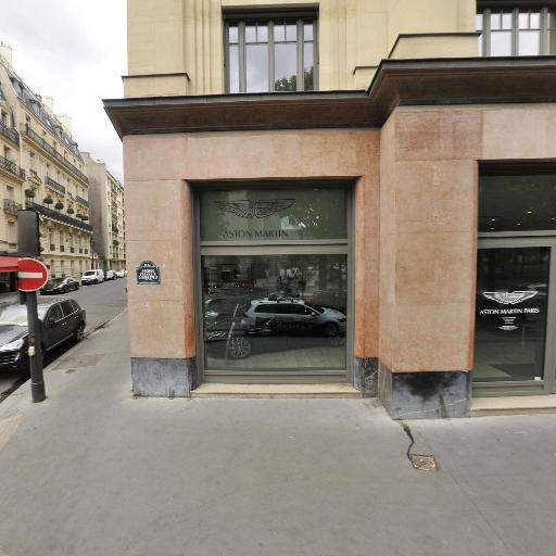 Aston Martin - Concessionnaire automobile - Paris
