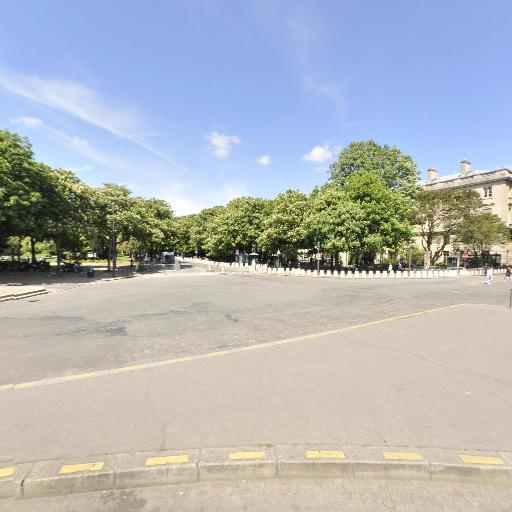 Place de la Concorde - Parking - Paris