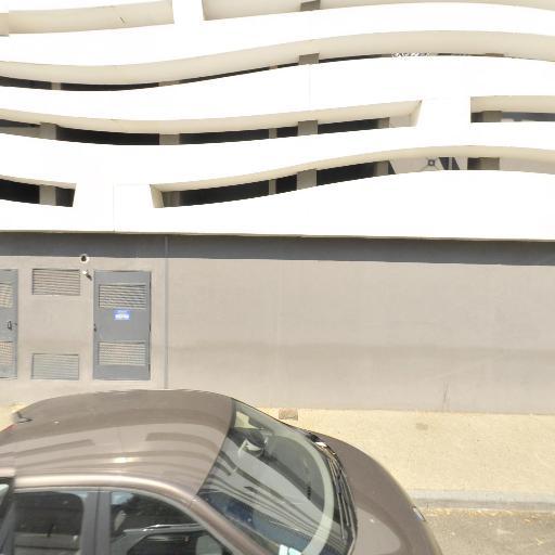 Interparking Nemausus Gare de Nîmes - Parking public - Nîmes