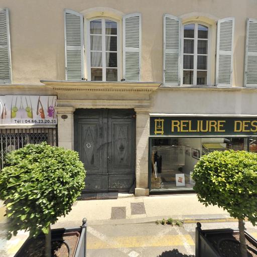 Reliure Deschamps - Imprimerie et travaux graphiques - Nîmes