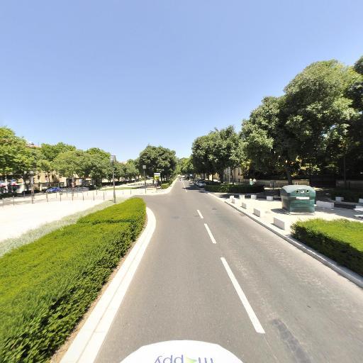 Parking Indigo - Parking public - Nîmes