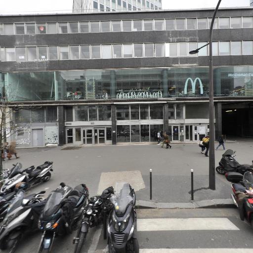Kusmi Tea Paris Gare Montparnasse - Importation de thé - Paris
