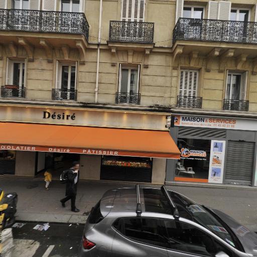 MS PARIS 14ème - Petits travaux de jardinage - Paris