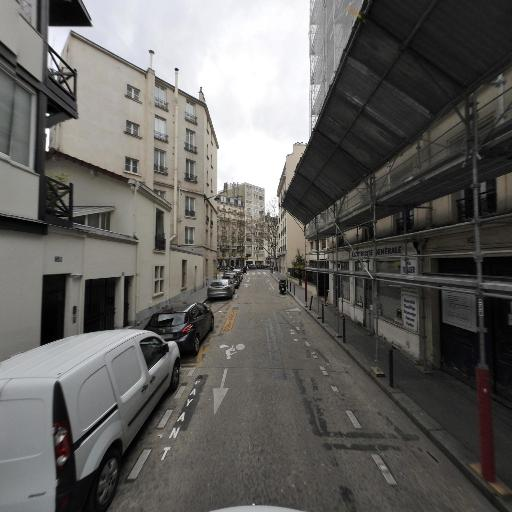 Vincent Hervy - Masseur kinésithérapeute - Paris