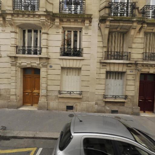 Barzanooni Anousheh - Architecte d'intérieur - Paris