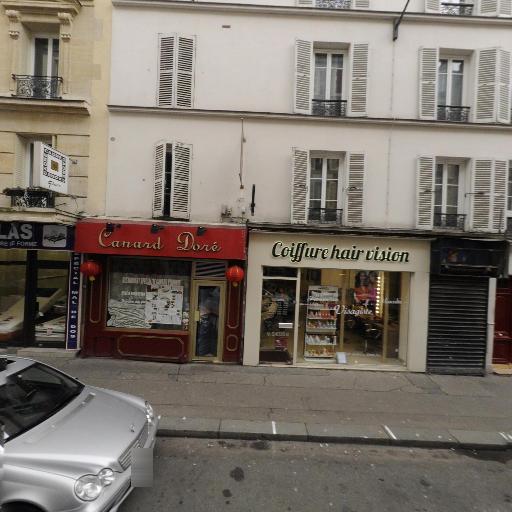 Hair Vision - Coiffeur - Paris