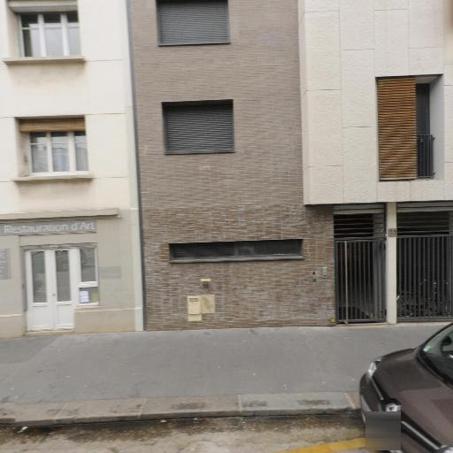 Béatrice Marciano - Orthoptiste - Paris