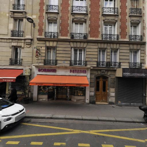 Le Pain Souriant - Boulangerie pâtisserie - Paris