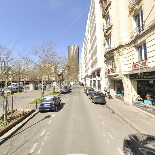 Marbrerie Floury - Marbrier funéraire - Paris