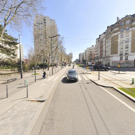 Lefebvre - Parking public - Paris