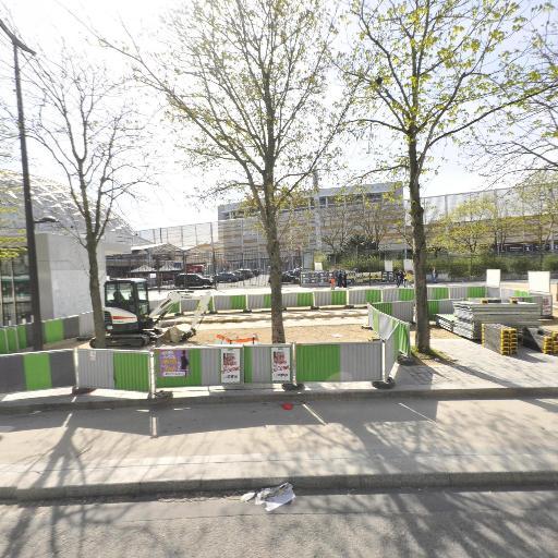 Station Vélib' Palais des Sports - Vélos en libre-service - Paris