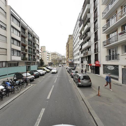 Serhir Abdelhamid - Coursiers - Paris
