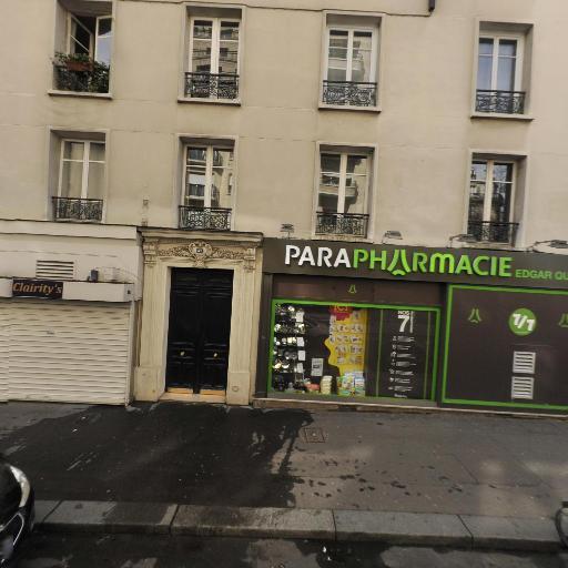Pharmacie Edgar Quinet - Pharmacie - Paris