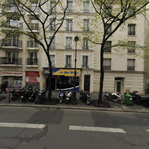 Doc Biker - Vente et réparation de motos et scooters - Paris