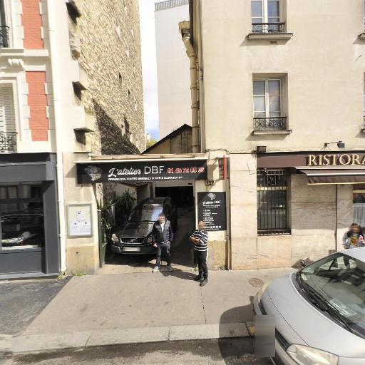 Atelier Dbf - Centre autos et entretien rapide - Paris
