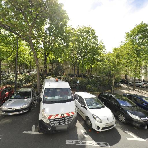 Square Gerbert - Blomet - Parc, jardin à visiter - Paris