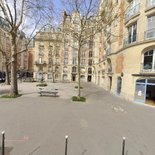Station Vélib' Place Violet - Vélos en libre-service - Paris