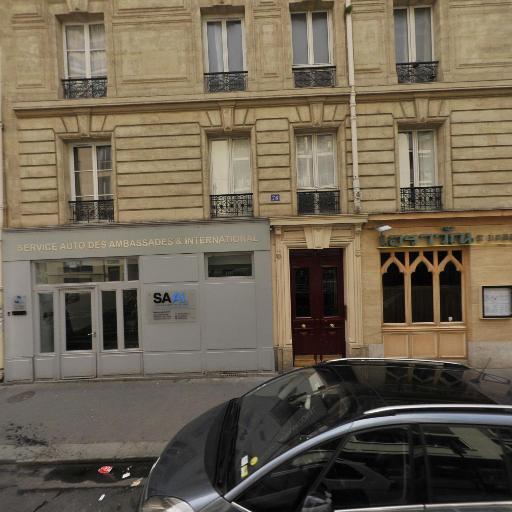 S . a . a . I - Location d'automobiles de tourisme et d'utilitaires - Paris