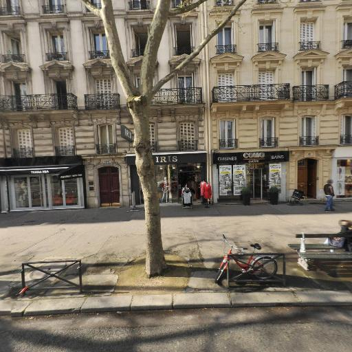 Montparnasse Raspail - Parking - Paris
