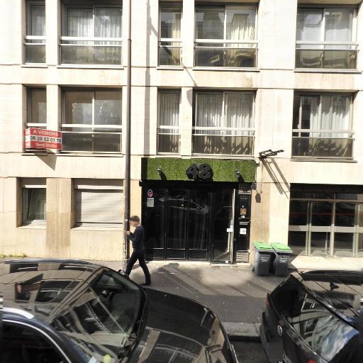 Camille Malbrancq - Ostéopathe - Paris